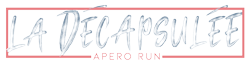 La Décapsulée – Apero Run Logo