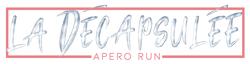 La Décapsulée – Apero Run Logo
